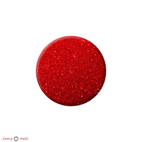 блестки для дизайна ногтей песок красные