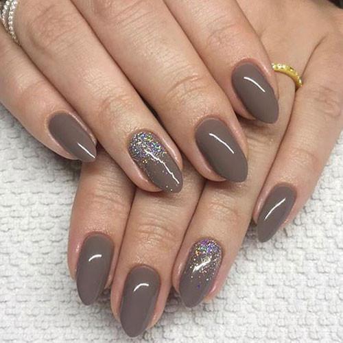 vinylux 144 rubble фото на ногтях