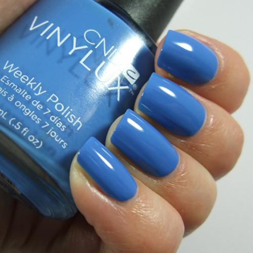 vinylux 192 reflecting pool фото на ногтях