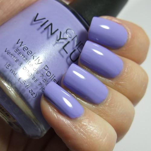 vinylux 193 wisteria haze фото на ногтях