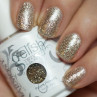 gelish golden treasure 15 мл фото на ногтях