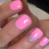 geleration 1011 double bubble фото на ногтях