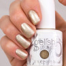 gelish give me gold 15 мл фото на ногтях