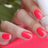 gelish hip hot coral 15 мл фото