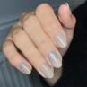 geleration 1127 naked contours фото на ногтях