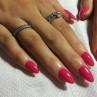 geleration 128 raspberry цвет на ногтях