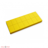 runail набор мини бафов 100 180 грит 14 шт желтый