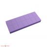 runail набор мини бафов 100 180 грит 14 шт фиолетовый