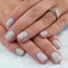 cnd shellac cityscape фото на ногтях