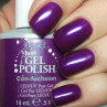 ibd con-fuchsion фото на ногтях