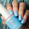 ibd just gel polish full blu-um фото на ногтях