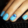 bluesky 80555 фото на ногтях