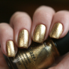 china glaze mingle with kringle на ногтях