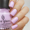 china glaze in a lily bit фото на ногтях