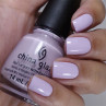 china glaze in a lily bit на ногтях