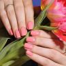 china glaze pinking out the window фото на ногтях