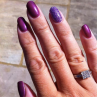 geleration 953 violet flame фото на ногтях
