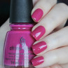 china glaze dune our thing фото на ногтях