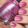 china glaze shut the front door фото на ногтях