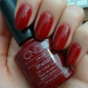 cnd shellac decadence фото на ногтях