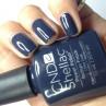 cnd shellac indigo frock фото на ногтях