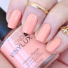 cnd shellac salmon run на ногтях