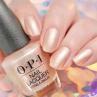opi gelcolor pretty in pearl фото на ногтях