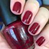 gelcolor malaga wine фото на ногтях