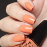 gelcolor crawfishin for a compliment фото на ногтях