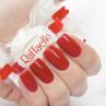 opi gelcolor color so hot it berns фото на ногтях