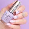 infinite shine lavendurable фото на ногтях