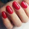 emilac 008 роскошный красный 15 мл фото на ногтях