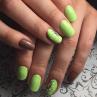 emilac 059 зеленое яблоко 9 мл фото на ногтях