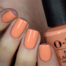 opi coral-ing your spirit animal фото на ногтях