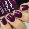 phenom 057 red beryl фото на ногтях