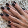 vinylux 159 dark dahila фото на ногтях